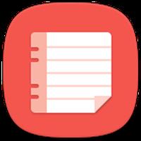 Samsung Notes 아이콘