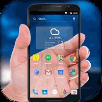 Transparent Launcher apk icon