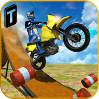 Crazy Bike Stunts 3D icon