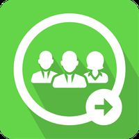 Ícone do Export Contacts For WhatsApp