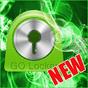GO Locker Green Smoke Theme  APK
