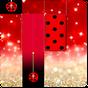 Piano ladybug Tiles 2019 4