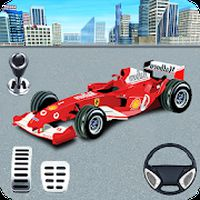 ไอคอน APK ของ สูตรแข่ง 1 การจราจรรถดริฟท์: ความเร็วสูงสุด F1
