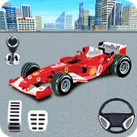 Top speed Formula 1 road Car parking : F1 Track apk icon