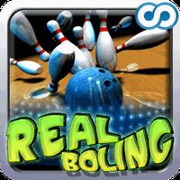 Ícone do apk Real Bowling