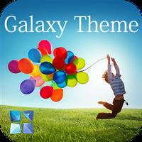 Next Launcher Theme For Galaxy apk icon