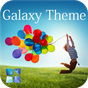 Next Launcher Theme For Galaxy  APK