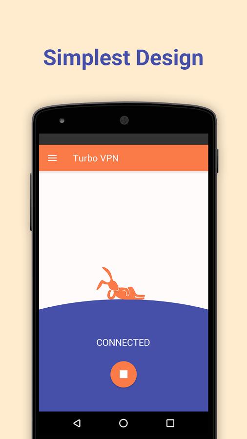 Turbo VPN – Unlimited Free VPN Android - Baixar Turbo VPN