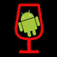 Ícone do AlcoDroid Alcohol Tracker
