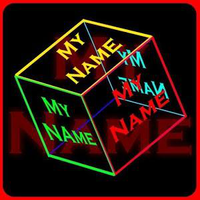 Download My Name Cube Live Wallpaper 13 Free Apk Android