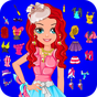 Fashion dress up and makeover