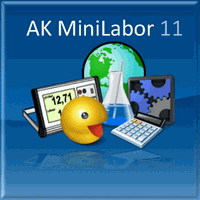 AK MiniLabor Phone APK Icon