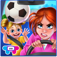 Soccer Mom's Crazy Day APK icon