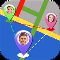 Ícone do apk amigo localizador: GPS locator