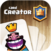 Icono de Creador de cartas para CR