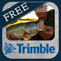 Ikon apk Trimble GPS Fish Free