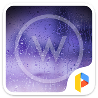 Rain Tapping Theme for WP icon