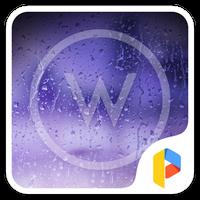 Icono de Llovizna Tema-WP