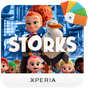 XPERIA™ Storks Theme  APK