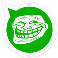 Wasap Fake Image Trolling apk icono