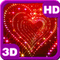 Sparkle Glitter Heart Tunnel 1.7.5