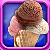 Ice Cream Maker- Cooking games Simgesi