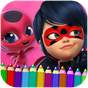 Ladybug Coloring Game 1.0 APK
