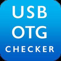Icono de USB OTG Check Compatibilité
