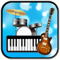 Band:Piano,Guitarra,Bateria 1.48 APK