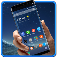 Neat Theme for Galaxy S8 Android - Free Download Neat Theme for