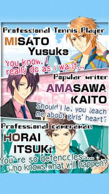 Gry randkowe anime apk