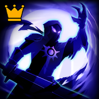 Shadow of Death: Stickman Fighting - Dark Knight Simgesi