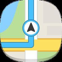 Ícone do GPS Navigation & Maps - USA
