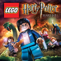 Ícone do LEGO Harry Potter: Years 5-7