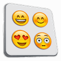 ไอคอน APK ของ InstaEmoji Emoji Keyboard HD
