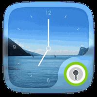 (FREE) Ocean GO Locker Theme apk icon