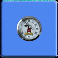 Apk Mickey Mouse Clock Widget 2x2