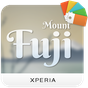 Xperia™ Mount Fuji Theme 1.0.0