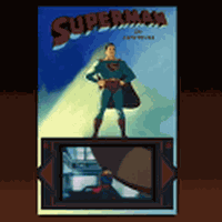 Ícone do Superman Cartoons