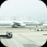 Icône de Plane Parking 3D