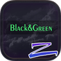 Black and Green- ZERO Launcher 1.0.13