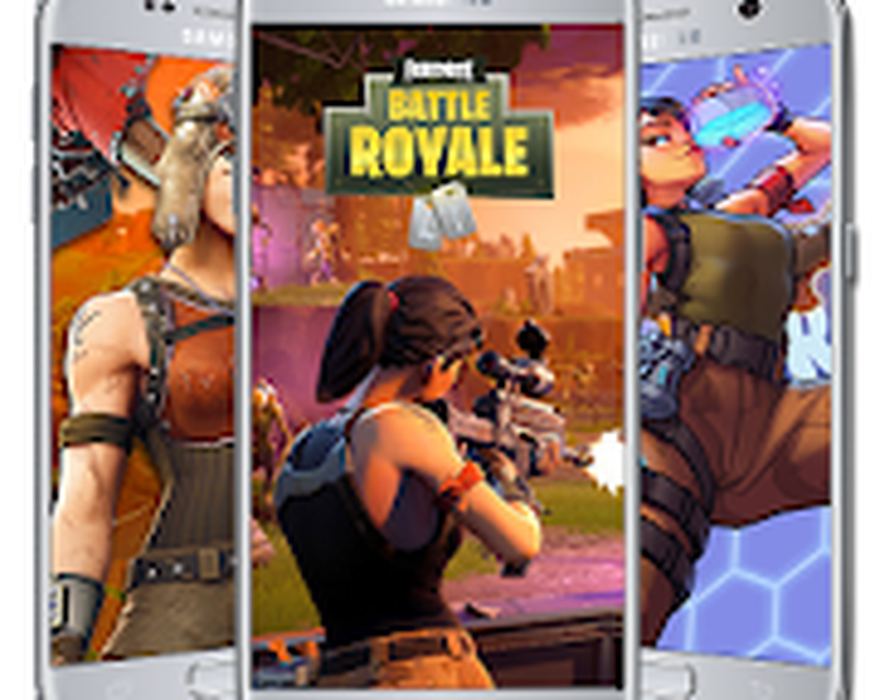 Downloaden Sie Die Kostenlose 4k Fortnite Battle Royale Wallpaper