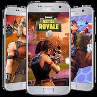 Downloaden Sie Die Kostenlose 4k Fortnite Battle Royale Wallpaper
