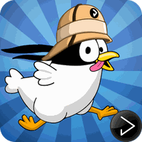Ninja Chicken Adventure Island APK Icon