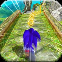 Sonic Lost Temple 3D apk icon