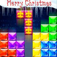 Ícone do Block Puzzle - Feliz Natal