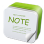 Next Launcher 3D Note Widget 1.06 APK