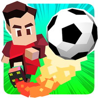Retro Soccer - Arcade Football Icon