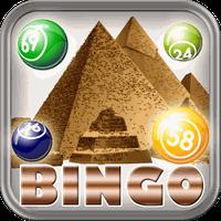 Ícone do apk Pirâmide Bingo Egito chama