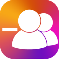 Εικονίδιο του Unfollower - Instagram Cleaner apk